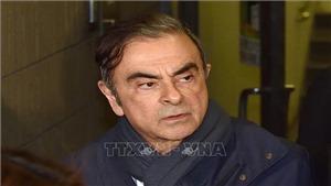 Interpol truy nã cựu Chủ tịch Nissan Carlos Ghosn, Liban bác bỏ khả năng dẫn độ