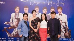 'Đêm Việt Nam 7 - Chuyện của mùa Đông': Đêm giao thoa các giọng hát hàng đầu