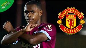 Chuyển nhượng MU: Bất ngờ với cầu thủ MU đem ra trao đổi để lấy Issa Diop