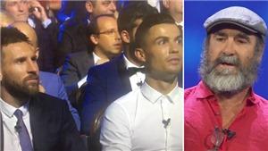 Bốc thăm cúp C1: Huyền thoại MU phát biểu 'theo phong cách Shakespeare', Messi, Ronaldo ngơ ngác