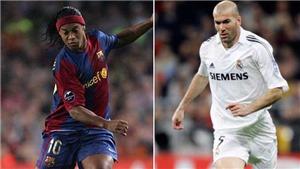 Top 10 cầu thủ kỹ thuật bậc nhất thế giới khiến người hâm mộ phát cuồng