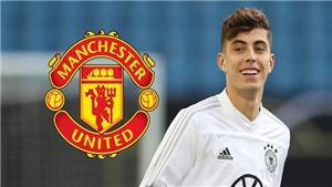 CHUYỂN NHƯỢNG 5/6: Kai Havertz đồng ý đến MU. Mourinho từ chối Coutinho, Dembele làm rõ tương lai ở Barca