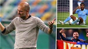 Man City thua sốc Lyon, Pep Guardiola nói gì?
