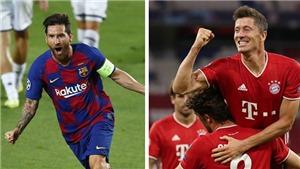 Bóng đá hôm nay 9/8: Barcelona đụng Bayern Munich ở tứ kết C1. Arsenal sắp có Coutinho