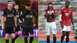 Bóng đá hôm nay 5/10: MU và Liverpool tạo kỷ lục buồn. Barca hoàn tất ký Memphis Depay