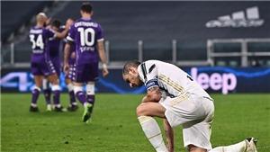 Juventus 0-3 Fiorentina: Cuadrado bị đuổi, Juve thua trận đầu tiên ở Serie A