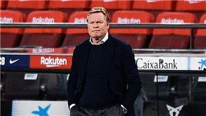 HLV Koeman: 'PSG quá vượt trội so với Barca'