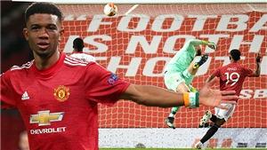 MU 1-1 Milan: Amad Diallo ghi bàn, fan MU nhớ về Chicharito