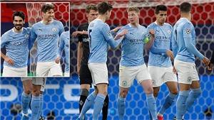 Man City 2-0 Gladbach: Hơn 700 phút không thủng lưới, Man City dễ dàng vào Tứ kết C1