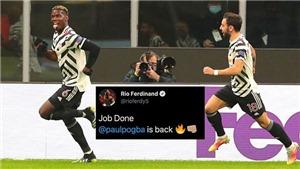 Pogba khiến fan MU phát cuồng khi ghi bàn chỉ sau vài phút vào sân