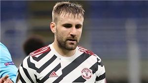 MU loại AC Milan, Luke Shaw vẫn chỉ trích: 'Chúng tôi chơi quá tệ'