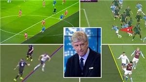 FIFA thử nghiệm sáng kiến đổi luật việt vị của Arsene Wenger