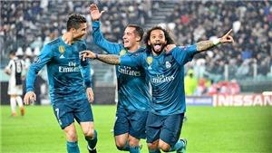 Allegri: 'Khi gặp Real chỉ mong Ronaldo có một đêm tồi tệ'. Buffon: 'Ronaldo sánh ngang Pele, Maradona'