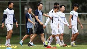 Bóng đá Việt Nam hôm nay: Kiatisak muốn cầu thủ HAGL tuân thủ đấu pháp