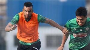 Chuyển nhượng V-League: TPHCM ra mắt tân binh người Brazil