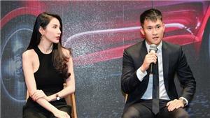 Thủy Tiên nói Công Vinh từ chức là bình thường, HLV Malaysia đánh giá cao Việt Nam