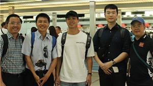 Bóng đá Việt Nam ngày 12/7: Công Phượng sang Bỉ kiểm tra y tế. Trực tiếp V League hôm nay