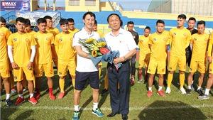 Bóng đá Việt Nam hôm nay: Lộ lý do bầu Đệ chia tay CLB Thanh Hóa