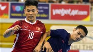 Kết quả bóng đá hôm nay: Futsal Việt Nam xuất sắc đánh bại Myanmar để giành HCĐ