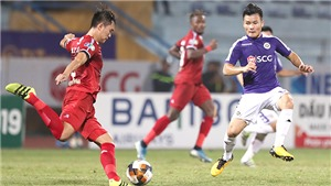 Kết quả Viettel 0-0 Hà Nội: Quang Hải tịt ngòi, Hà Nội hòa đáng tiếc