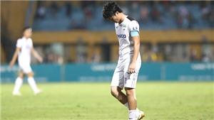 Bóng đá Việt Nam hôm nay: Hà Nội thiệt quân trước trận gặp Hà Tĩnh