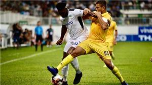 Chuyển nhượng V-League:HAGL thanh lý ngoại binh. Sài Gòn chiêu mộ cầu thủ Nam Định