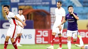Kết quả Viettel 0-0 Hà Nội: Viettel vững vàng ngôi đầu