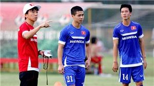 Bóng đá Việt Nam hôm nay: HLV Park Hang Seo ấn tượng U23 Việt Nam dưới thời ông Miura