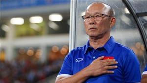 HLV Park Hang Seo triệu tập 27 tuyển thủ cho ASIAN Cup 2019