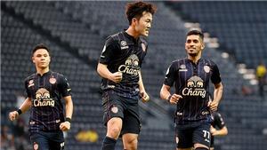 Xuân Trường không thi đấu,  Buriram United đại thắng tại Thai League