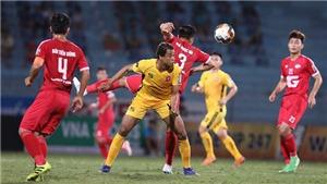 Trực tiếp bóng đá Việt Nam hôm nay: Hải Phòng vs Nam Định (18h00)