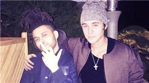 Justin cười 'đau bụng', học làm người tốt sau khi Selena bị The Weeknd đá đểu