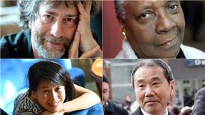 Haruki Murakami liệu có giành giải Nobel Văn học thay thế, bên cạnh Neil Gaiman?