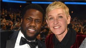 MC đồng tính Ellen DeGeneres cầu xin Kevin Hart quay lại dẫn Oscar
