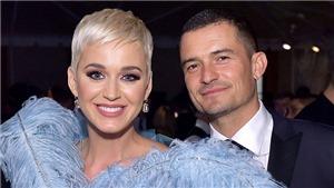 Sau bao sóng gió, Katy Perry cũng chính thức đính hôn với Orlando Bloom