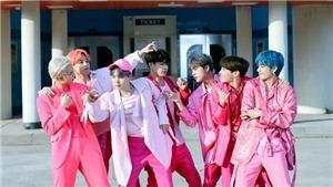 'Boy With Luv' giúp BTS phá kỷ lục nhóm nhạc nam nhưng lại vẫn thua xa Blackpink