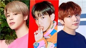 BXH Nam thần tượng tháng 6: Baekhyun EXO rượt sát nút Jimin BTS