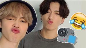 Quay phim cười rúc rích khi Jimin và Jungkook BTS 'troll' nhau