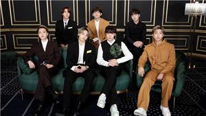 VIDEO: Lai lịch 'khủng' những bộ đồ khác biệt BTS mặc tại Grammy 2021