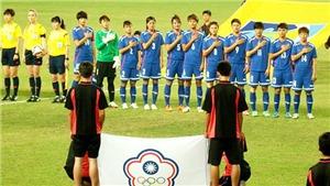 Đội tuyển nữ Việt Nam gặp Đài Loan ở tứ kết ASIAD 2018