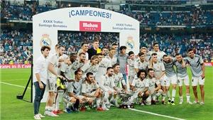 Video clip highlights bàn thắng Real Madrid 3-1 AC Milan: Bữa tiệc ở Bernabeu