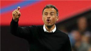 Video clip highlights bàn thắng Anh 1-2 Tây Ban Nha: Luis Enrique ra mắt ấn tượng