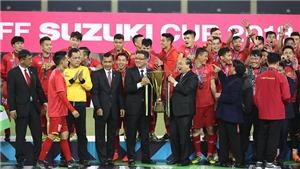 Việt Nam vô địch AFF Cup 2018: Năm đại cát của nền bóng đá