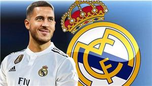 Real Madrid bắt đầu 'giai đoạn 3' để chiêu mộ Hazard
