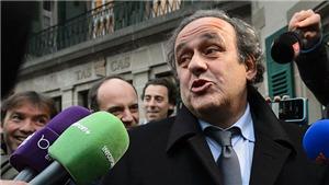 NÓNG: Michel Platini đã được thả tự do chỉ đúng sau một ngày bị bắt giữ