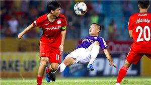 Trực tiếp bóng đá Hà Nội vs HAGL: Đại chiến thiếu sao, có còn hấp dẫn?