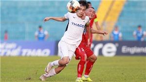 Bóng đá hôm nay 11/7: Trực tiếp bóng đá V League vòng 9