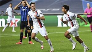 Video bàn thắng Atalanta 1-2 PSG: Gục ngã trước cửa thiên đường