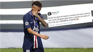 Thua Bayern Munich, Neymar gạt lệ chúc mừng… Leverkusen