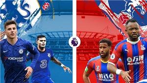 Cập nhật trực tiếp bóng đá Ngoại hạng Anh: Chelsea vs Crystal Palace, Leeds vs Man City